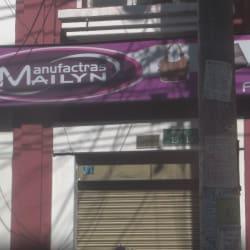 Manufacturas Mailyn en Bogotá