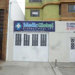Medicglobal en Bogotá