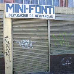 Mini-Fonti en Bogotá