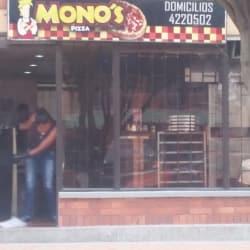 Mono's Pizza en Bogotá