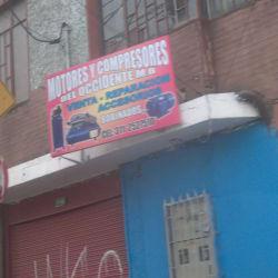 Motores Y Compresores Del Occidente M.B en Bogotá