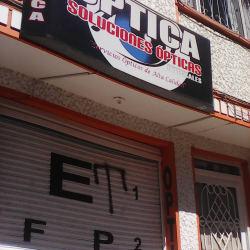 Óptica Carrera 100 en Bogotá