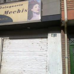 Peluquería Mechis en Bogotá