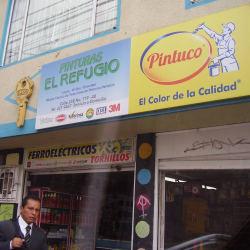 Pinturas El Refugio  en Bogotá