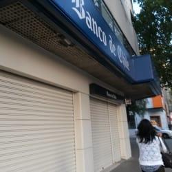 Banco de Chile - Vicuña Mackenna en Santiago