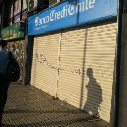 Banco Credichile - Las Rejas en Santiago