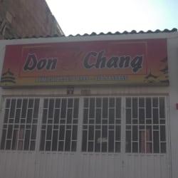 Restauante Chino Don Chang en Bogotá