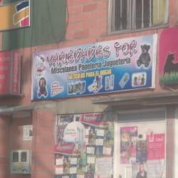Variedades Yor en Bogotá