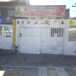 Fabrica De Arboles De Navidad en Bogotá