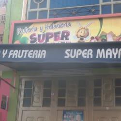 Fruteria y Heladeria Super Maya en Bogotá