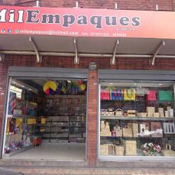 Milempaques en Bogotá