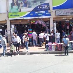 El Zarpazo  en Bogotá