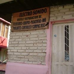 Electro Sonido  en Bogotá