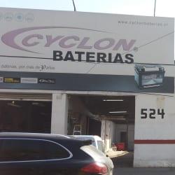 Cyclon Baterias en Santiago