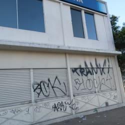 Banco BBVA - Alameda en Santiago