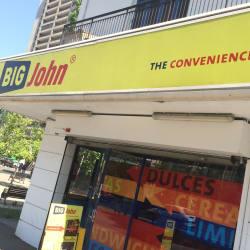 Big John - Apoquindo en Santiago