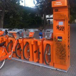 BikeSantiago Centro el Dorado en Santiago