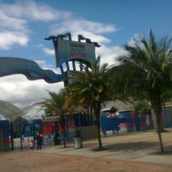 Parque Mundo Aventura en Bogotá