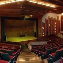 Auditorio León De Greiff en Bogotá