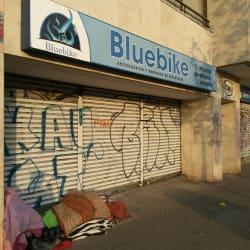 BlueBike en Santiago