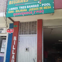 Billares La 44 en Bogotá