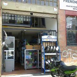 Llantas y Accesorios para Motos Carrera 7F  en Bogotá