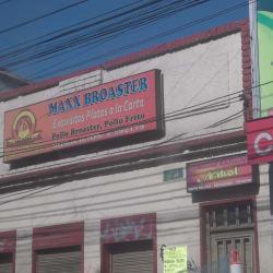 Maxx Broaster en Bogotá