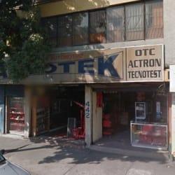 Autotek Ltda. en Santiago