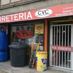 Ferretería CVC en Bogotá