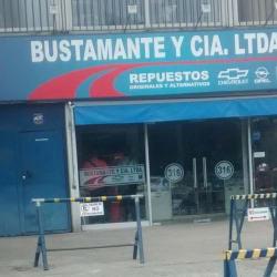 Bustamante y Cia Ltda en Santiago