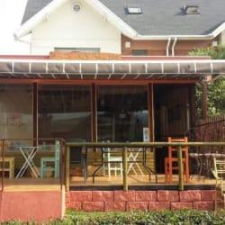 Café del Jardin  en Santiago