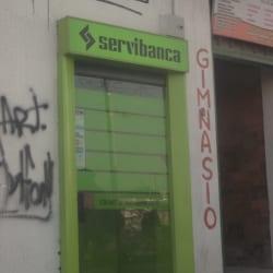 Cajero Servibanca Calle 51 en Bogotá