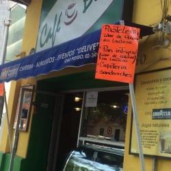 Café Boca  en Santiago