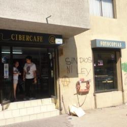 Cafetería Los Tíos en Santiago