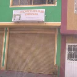 Cortinas Deko  en Bogotá