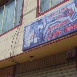 Llamadas Café Internet Carrera 123A en Bogotá