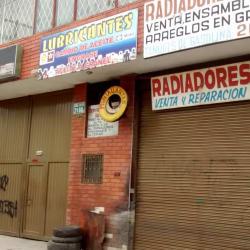 Lubricantes Carrera 69B en Bogotá