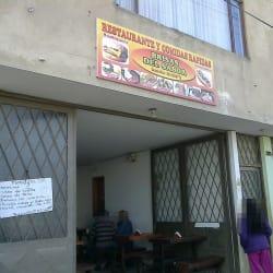 Restaurante Y Comidas Rápidas Brisas Del Sabor (Cajica) en Bogotá