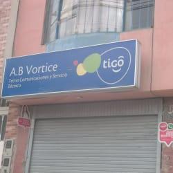 A.B Vortice en Bogotá