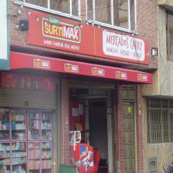 Mercados Carry en Bogotá