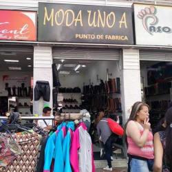 Moda Uno A en Bogotá