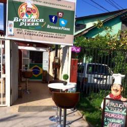 Brazuca Pizza en Santiago