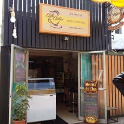Caffe Codice en Santiago