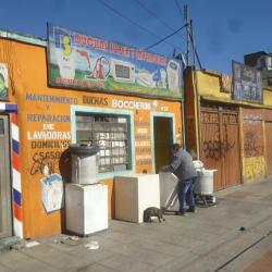 Duchas Súper y Lavadoras en Bogotá