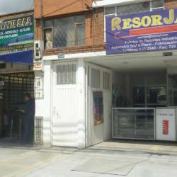 Oxicortes Pronta Ltda en Bogotá
