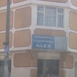 Panadería y Cafetería Alex  en Bogotá