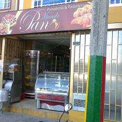 Panaderia Y Pasteleria Mundo Pan en Bogotá