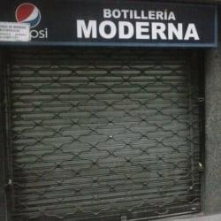 Botillería Moderna  en Santiago