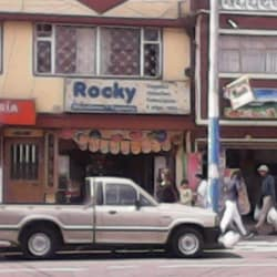 Papeleria y Miscelania Rocky en Bogotá