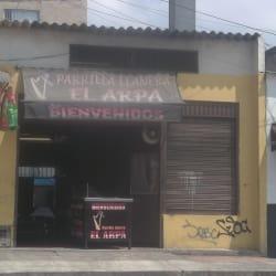 Parrilla Llanera El Arpa en Bogotá